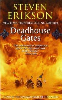 Deadhouse Gates cover